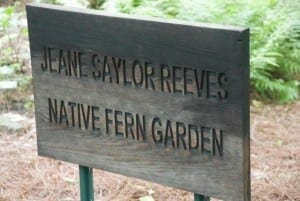 jeane saylor reeves garden