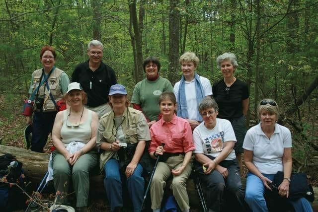 2008 Len Foote Hike Inn Field Trip