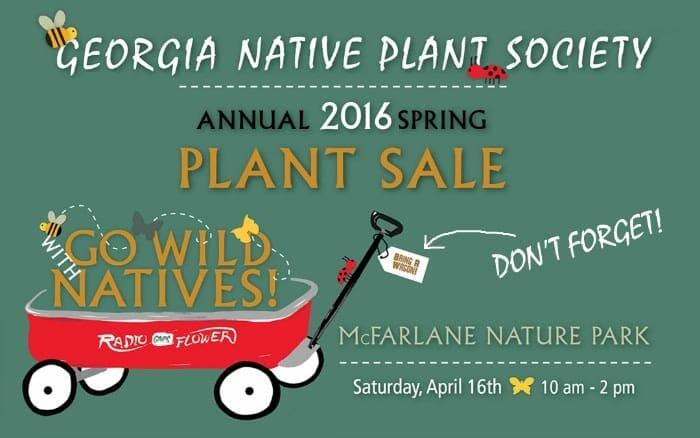 GNPS 2016 Spring Native Plant Sale